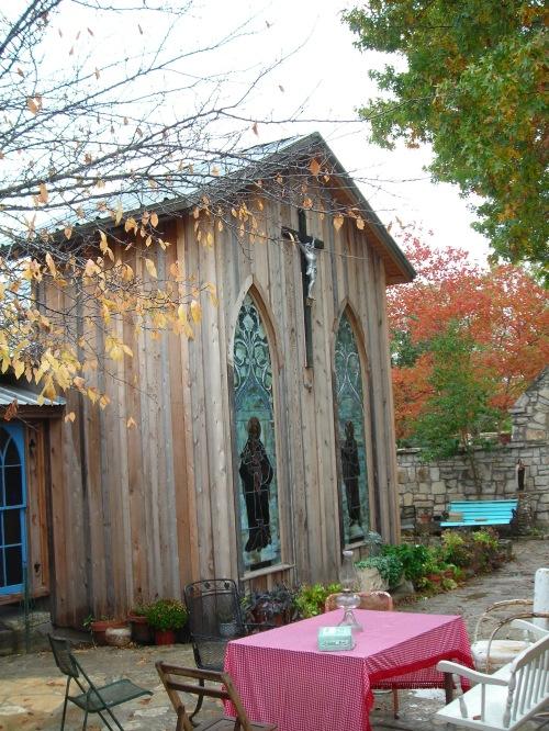 historic salado chapel