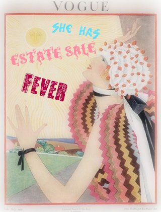 estate sale fever